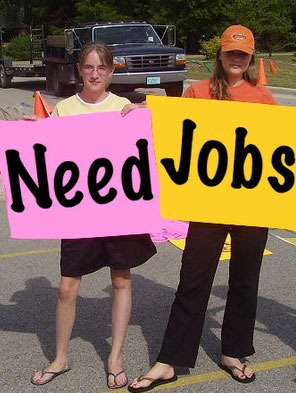 16 Years Old, He or She is a Job seeker