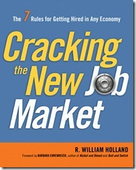 CrackingNewJobMarket thumb Book Review: Cracking the New Job Market, R. William Holland + Book Giveaway