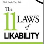 Interview with Michelle Lederman, author of The 11 Laws of Likability