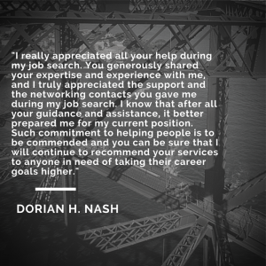 Dorian Recommendation-The Voice of Job Seekers