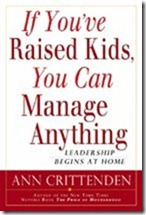 If You've Raised Kids, You Can Manage Anything--Jobs