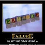 Achieve Career Success by Defining Failure