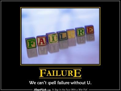 Achieve Career Success by Defining Failure