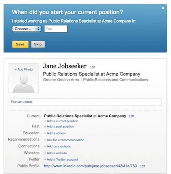 Jobseekers, Give Some Love to Your LinkedIn Profile Headline
