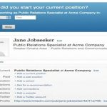 Jobseekers, Give Some Love to Your LinkedIn Profile Headline