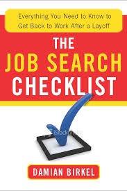 The Job Search Checklist (PODCAST)