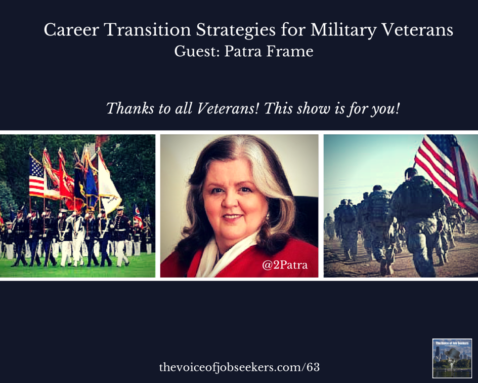 Career Transition Strategies for Military Veterans
