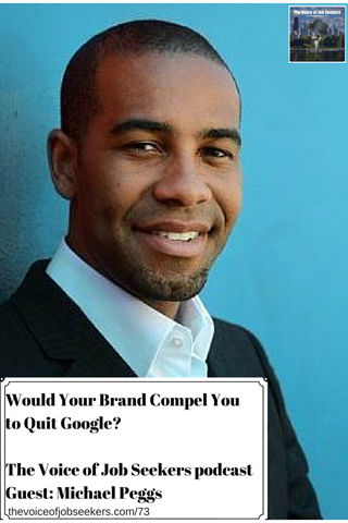 Would Your Personal Brand Compel You to Quit Google?