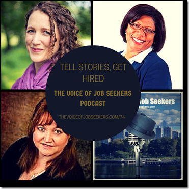 Tell Stories Get Hired with Daisy Wright