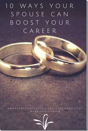 10 Ways marriage can boost your career