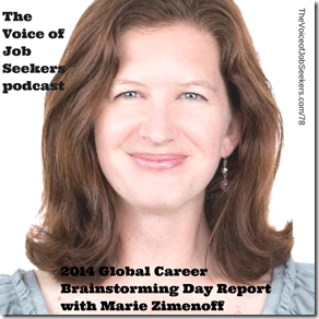 2014 Global Career Brainstorming Day Report