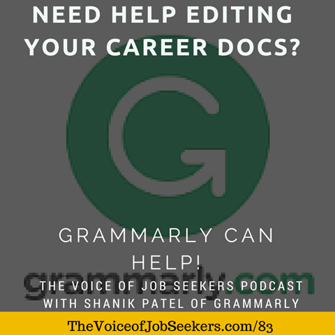 Grammarly is Useful for Your Job Search and Career Management