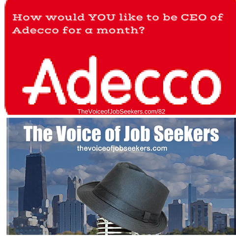 CEO for One Month with Adecco (Internship)