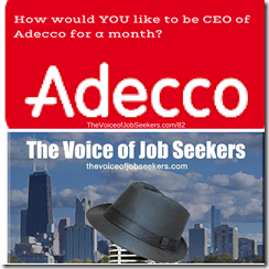 How would YOU like to be CEO of Adecco