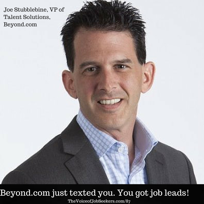 Beyond.com Wants to Send Job Leads to Your Phone