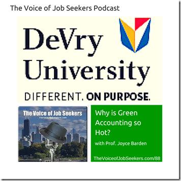 DeVry-Green Accounting-TVOJS podcast