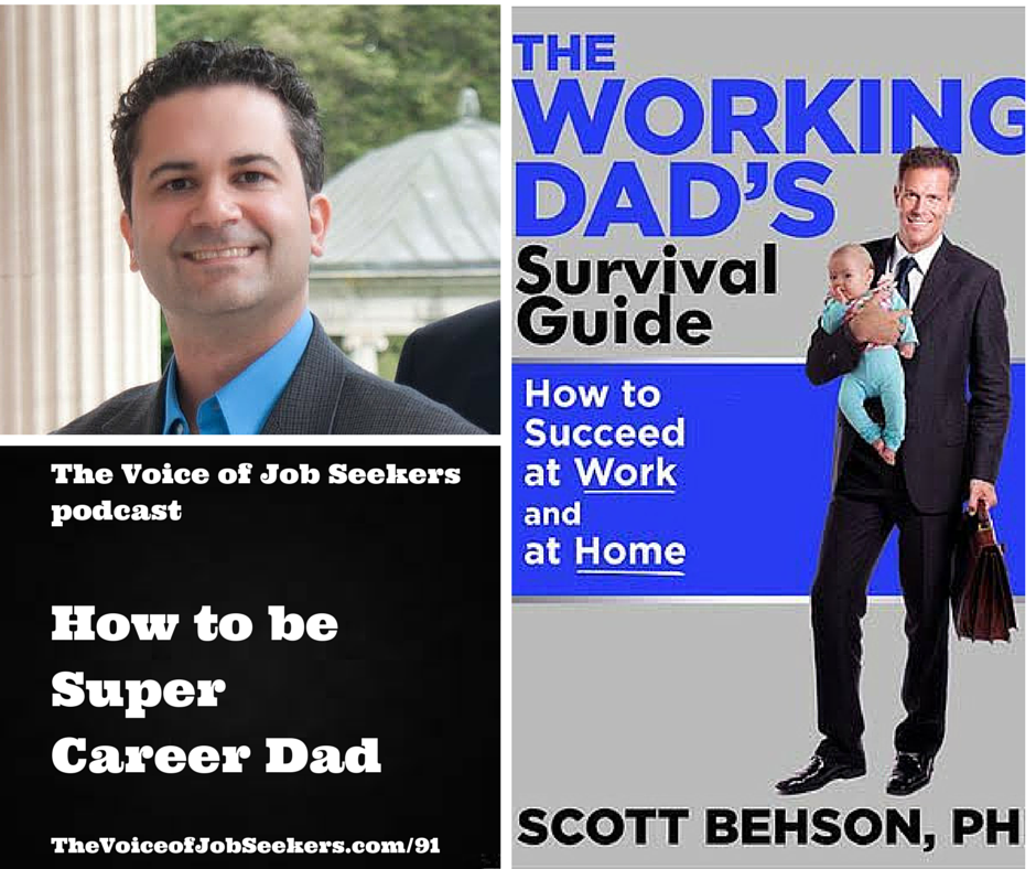 Creating Career and Family Balance as a Dad