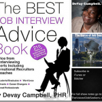 Job Interview Best Practices Advice with DeVay Campbell
