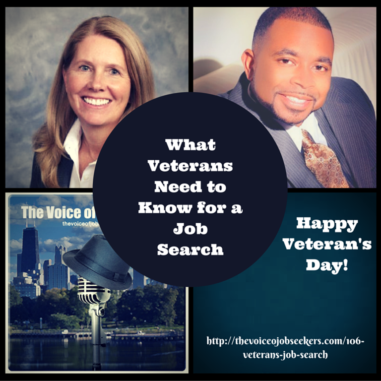 Recruiting and Social Media for the Veteran Job Search