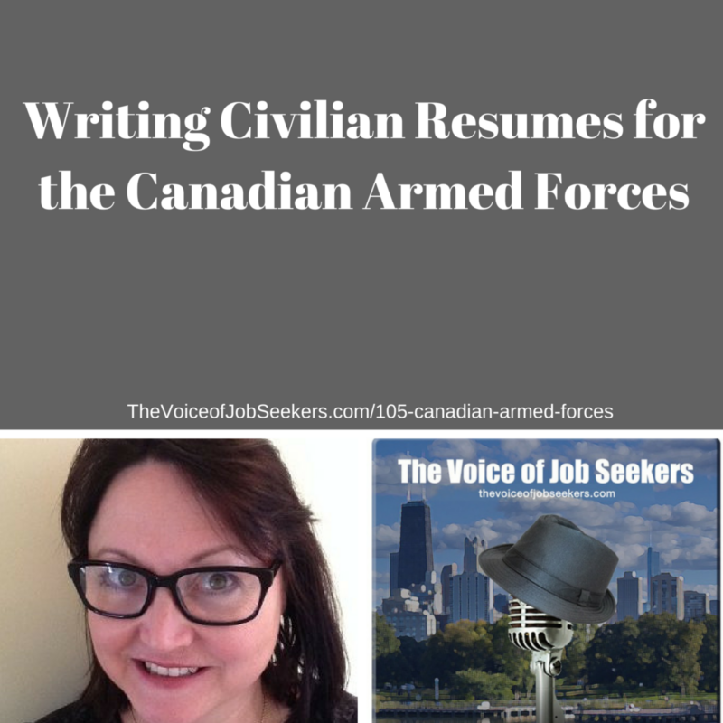 How Canadian Armed Forces Personnel can Write Resumes for Civilian