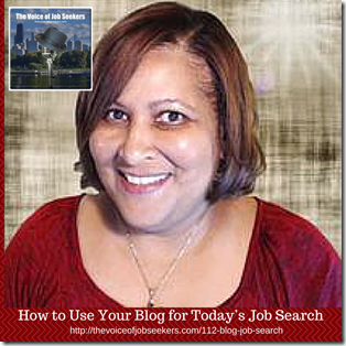 How to Use Your Blog for Today's Job Search