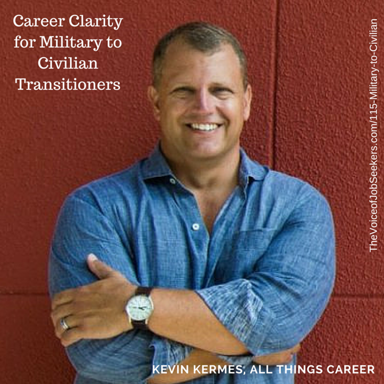 Career Clarity for Military to Civilian Transitioners