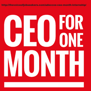 CEO Month