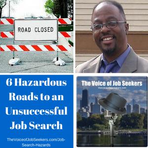 job search hazards