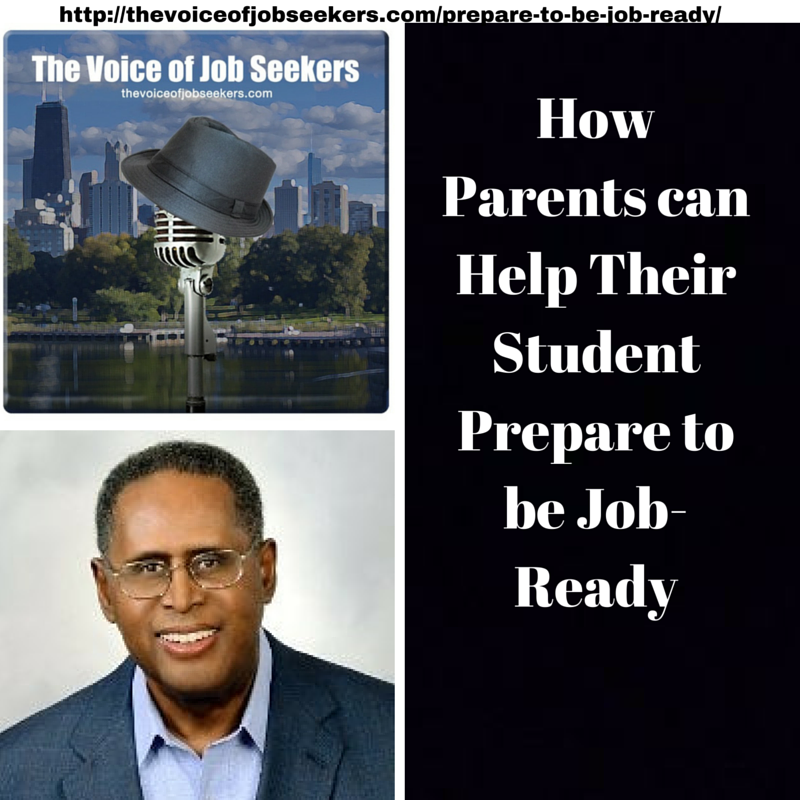 How Parents can Their Student Prepare to be Job-Ready. (1)