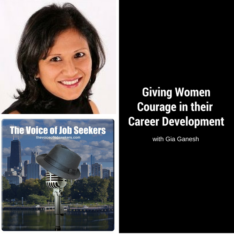 Giving Women Courage in their Career Development