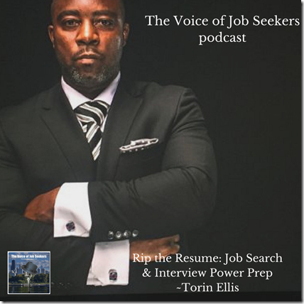 Rip the Resume- Job Search & Interview Power Prep
