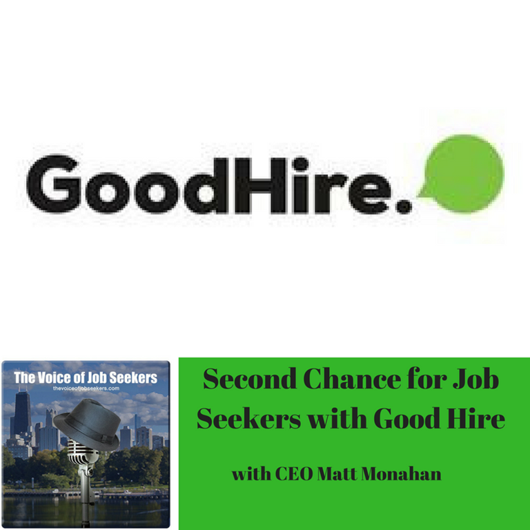 Second Chance for Job Seekers with GoodHire