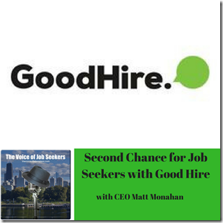Second Chance for Job Seekers with Good Hire