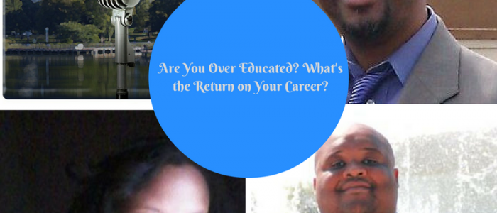 Are you over educated-career