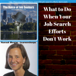 What to Do When Your Job Search Efforts Don't Work