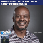 More Reasons Career Success Can Come Through Blogging