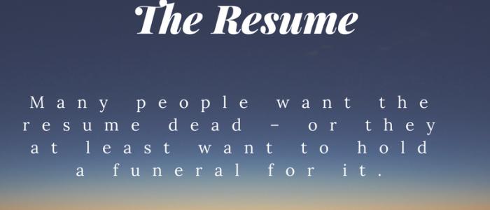 10 Job Search Strategies Beyond The Resume