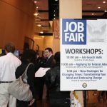 Have the Handbill in Tow Going to Job Fairs and Networking Events