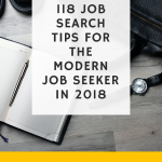 Job Search News – January 19, 2018