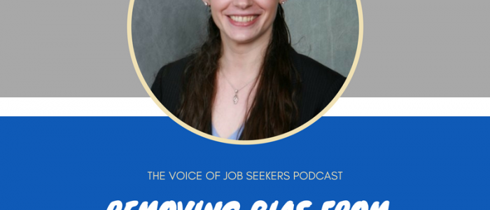 Removing Bias From Hiring with Melissa Dobbins
