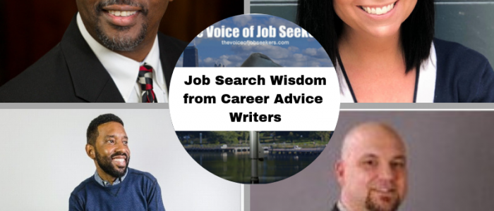 Job Search Wisdom from Career Advice Writers