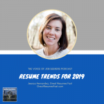 Resume Trends for 2019 with Jessica Hernandez