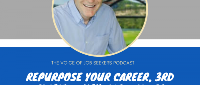 Repurpose Your Career, 3rd Edition, with Marc Miller