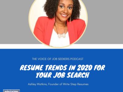 Resume Trends of 2020 with Ashley Watkins