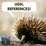 References Must Speak to Your Current Skills